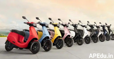 Ola Scooter Booking