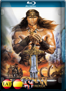 Conan: El Destructor (1984) REMUX 1080P LATINO/ESPAÑOL/INGLES