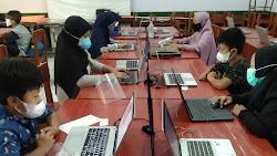 SD Muhammadiyah 3 Bandung Siap Hadapi Asesmen Nasional Berbasis Komputer