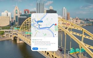 جوجل,خرائط,الدراجات,Lite Navigation