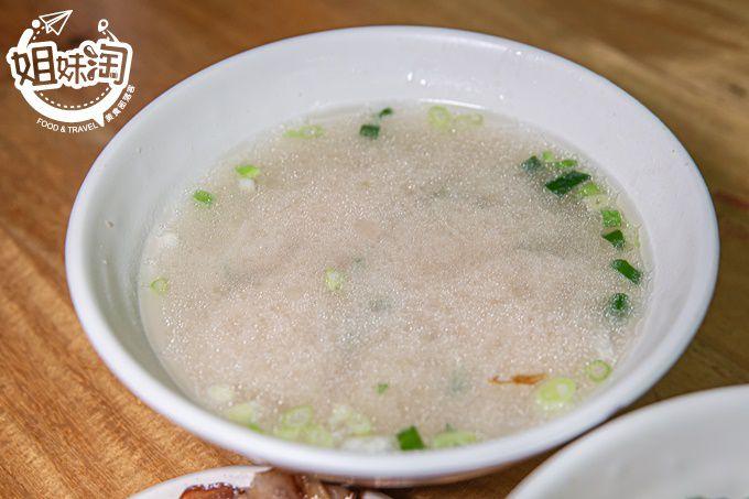 車記𩼣魚湯 蝦米飯-三民區小吃推薦
