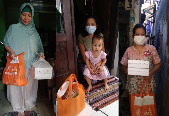 Lazismu Jatim Gelontorkan 1,7 Milyar Selama PPKM Untuk Masyarakat Isoman