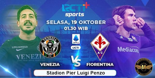 Prediksi Venezia Vs Fiorentina