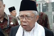 Ma'ruf Amin Tegaskan Angka Pengangguran Tinggi karena SDM Tak Siap