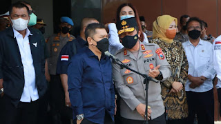 Komisi III DPR RI Kunker Reses di Polda Jawa Timur, Ada Apa?