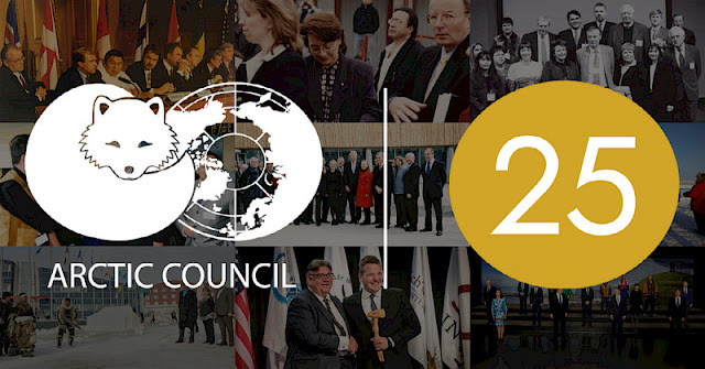 A Unique Case of Cooperation: 25 Years of the Arctic Council