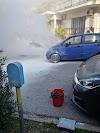 Ηλιούπολη: Φωτιά σε αυτοκίνητο.
