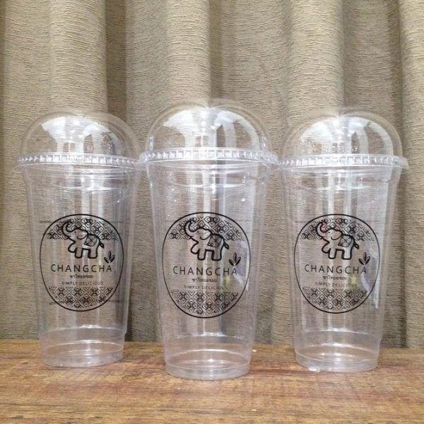 Pusat Jasa Sablon Gelas Plastik & Paper Cup Aceh Cepat
