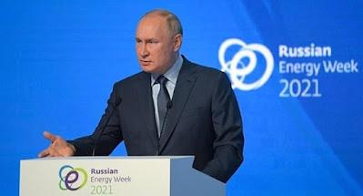 Путін знову заявив про можливість руйнування української ГТС