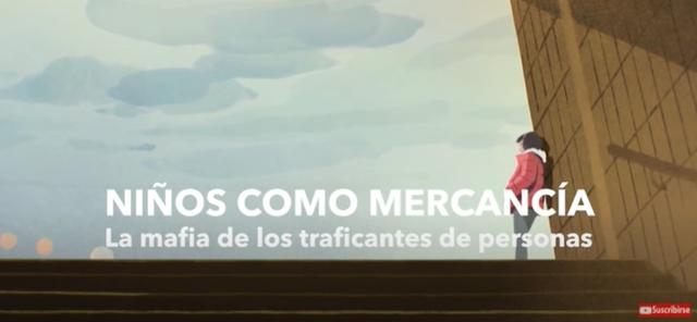 La mafia de los traficantes de personas