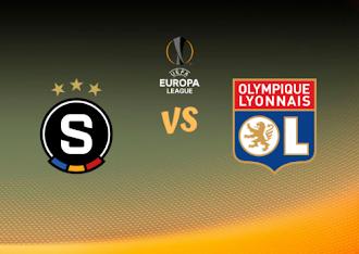 Sparta Praga vs Olympique Lyon  Resumen y goles