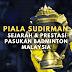 Piala Sudirman : Sejarah dan Prestasi Pasukan Badminton Malaysia