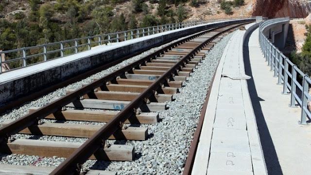 Πετράκος - Δρούγκας: Ώρα ευθύνης και δράσης για το σιδηρόδρομο στην Πελοπόννησο