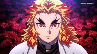 鬼滅の刃 無限列車編 炎柱 煉󠄁獄杏寿郎 Rengoku Kyojuro   Demon Slayer: Mugen Train ED Theme