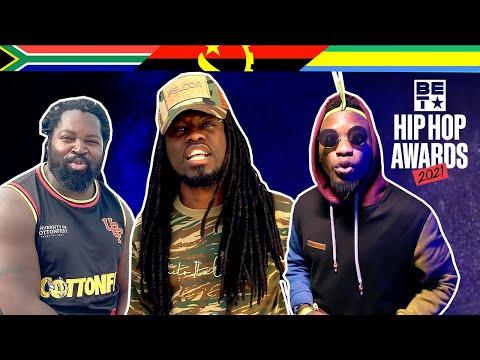 Prodígio X Big Zulu X Rodzeng - The Cypher Bet Hip Hop Awads Bet África (Rap) [Download]