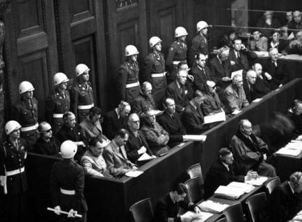 Οι ναζί που καταδικάστηκαν για εγκλήματα πολέμου στη Νυρεμβέργη