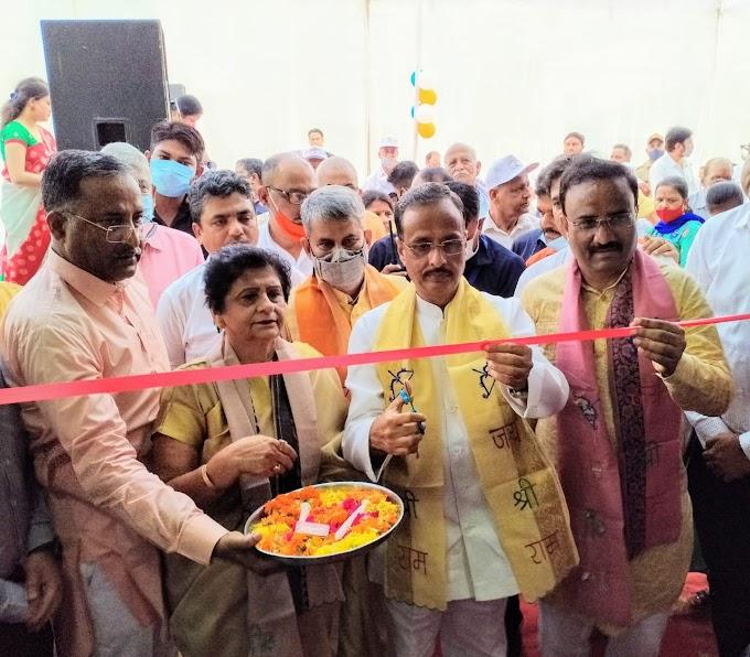 गरीबों के लिए वरदान साबित हो रहा है प्रधानमंत्री जन औषधि केंद्र - डा. दिनेश शर्मा