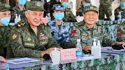 Sức mạnh quân sự kết hợp của Nga và Trung Quốc sẽ tiếp cận, nhưng không vượt quá Hoa Kỳ