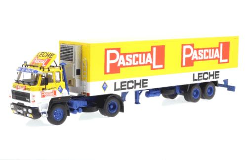 coleccion camiones y autobuses españoles, dodge c38t 1:43