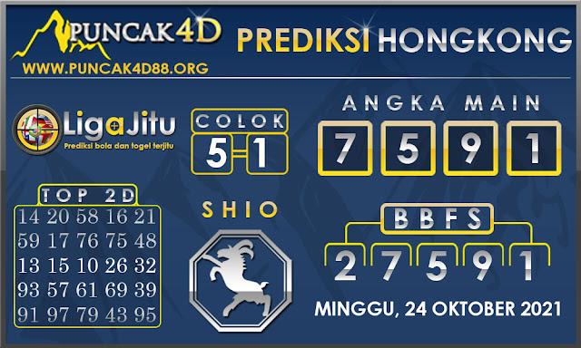 PREDIKSI TOGEL HONGKONG PUNCAK4D 24 OKTOBER 2021