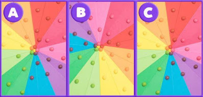 Look closely! Which one is different?