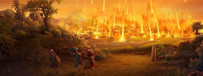 Sodoma e Gomorra Confirmada?! Explosão de Meteoro destruiu cidade do Oriente Médio há 3.600 anos