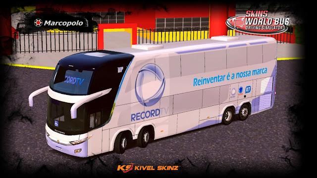 PARADISO G7 1800 DD 8X2 - RECORD TV