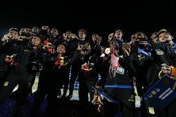 Brace Ricky Ricardo Cawor Bawa Papua Juara Sepak Bola PON XX