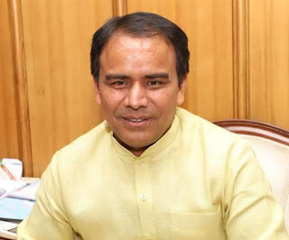 Cabinet minister dhan singh rawat