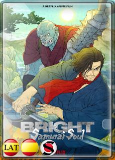 Bright: Alma de Samurai (2021) WEB-DL 1080P LATINO/ESPAÑOL/JAPONES