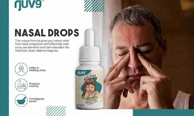 Rjuv9 Nasal Drop Liquid 15 ml – Darjuv9