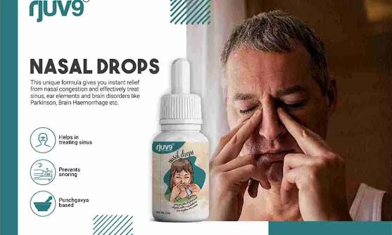 Darjuv9 Nasal drops full details
