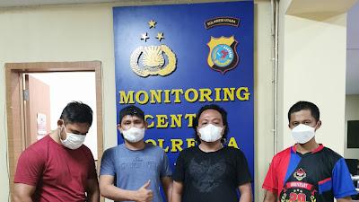 Paniki Rimbas 3, Tangkap Pelaku Penganiayaan di Jalan Sarapung