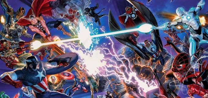 Reimaginando o Universo Marvel