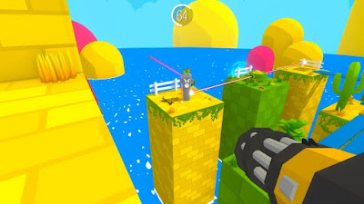 Bouncy Bullets 2 Video Game Screenshot