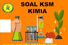 Soal Dan Jawaban KSM KIMIA Tingkat Kabupaten