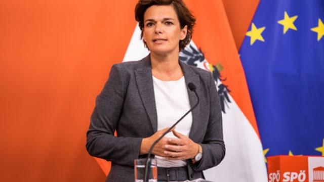 رئيسة,الحزب,الاشتراكي,مستعدة,لتصبح,ثاني,مستشارة,في,النمسا