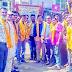 अग्रसेन जयंती पर हरदा में हुए विभिन्न कार्यक्रम, नगर के निकली महाराज अग्रेसन की शोभायात्रा