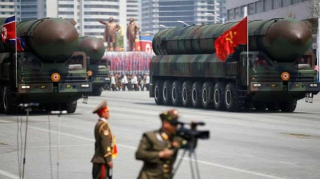 Tech News    North Korea New Nuclear-Capable Missile   The United States Laser Weapon In Service