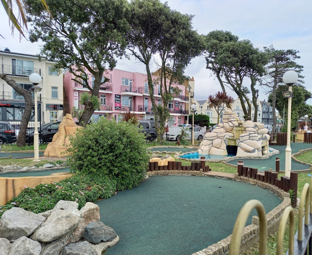 Pavilion Adventure Golf in Clacton-on-Sea