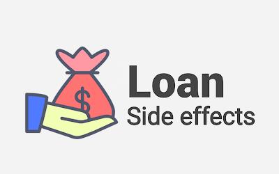 loan side effects in hindi