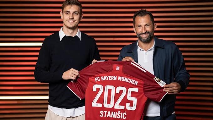 Bayern De Munique renova contrato de prata da casa até 2025