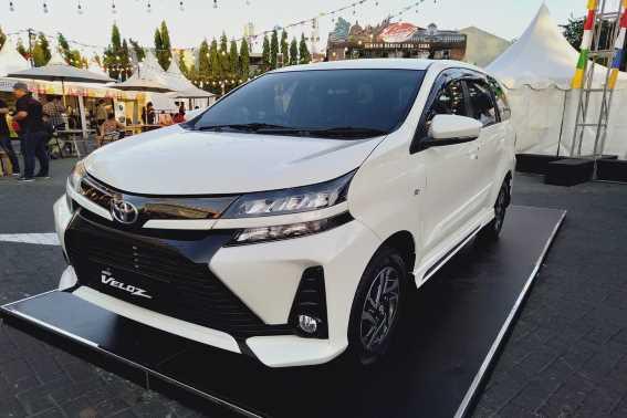 Harga Toyota Avanza 2021