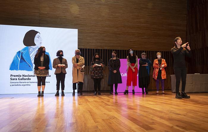 Premio para visibilizar la escritura de mujeres