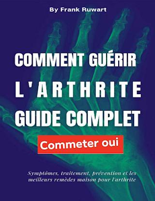 Comment guérir l'arthrite : Guide complet pdf gratuit