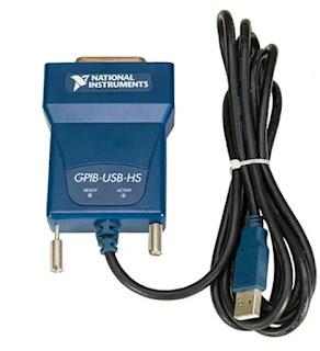 GPIB USB HS Driver