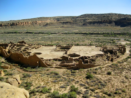 Early puebloans impacted the ecosystem around Chaco Canyon earlier than previously believed