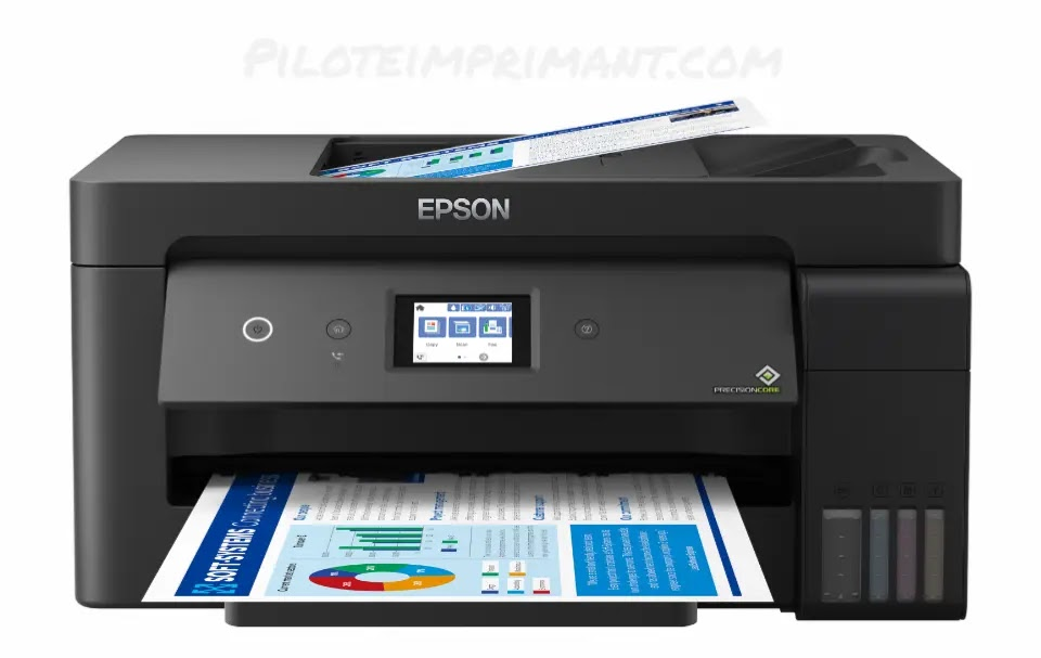 Pilote Epson ET-15000