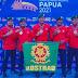 Prajurit Yonif Raider 755/Yalet Kostrad Raih medali perunggu dalam gelaran PON XX Papua 2021