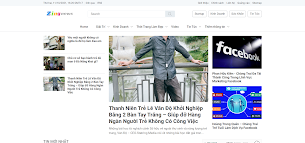 Free download Theme blogspot giống Zingnews.vn